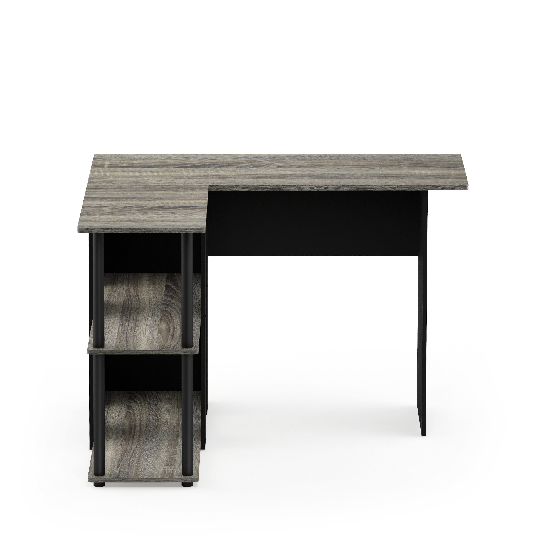 Ebern Designs Angulo L Shape Credenza Writing Desk Reviews Wayfair