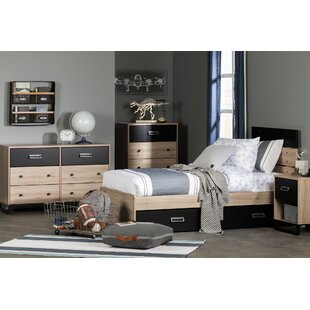 Induzy Industrial Platform Bed