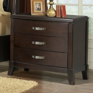 Mcduffie 3 Drawer Nightstand