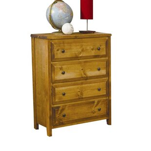 Harriet Bee Waite 4 Drawer Chest