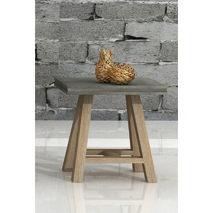 Winford End Table by Union Rustic