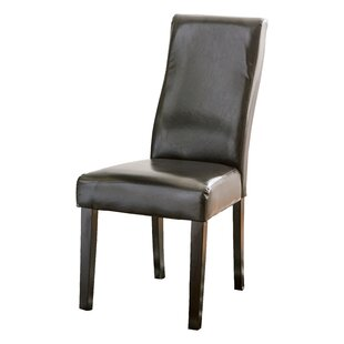 Ebern Designs Esquina Curved-Back Dining Chair (Set of 2)