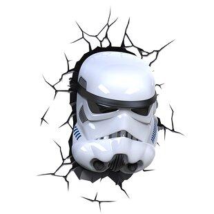 3D Light FX 3D EP.7 Star Wars Storm Trooper Deco 4-Light Night Light