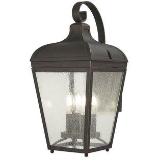 Charlton Home Duong 6-Light Outdoor Wall Lantern