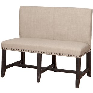 Gaudette Upholstered Settee