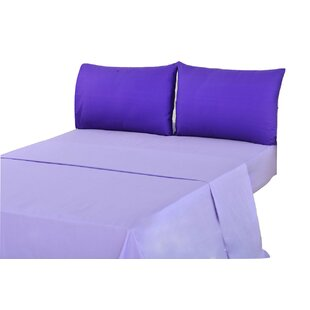100% Cotton Solid Sheet Set