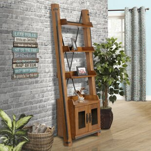 Compare Chestertown Ladder Bookcase By 17 Stories