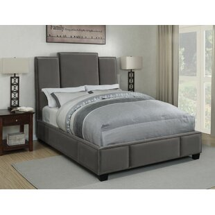 Yerger Upholstered Panel Bed