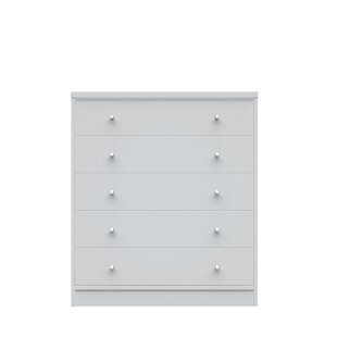 Boulton 5 Drawer Dresser by Orren Ellis