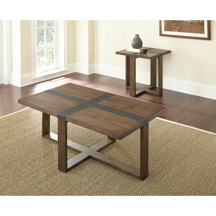 Best Pine Mountain 2 Piece Coffee Table Set By Loon Peak