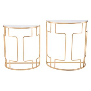 Yiwei 2 Piece Nesting Tables