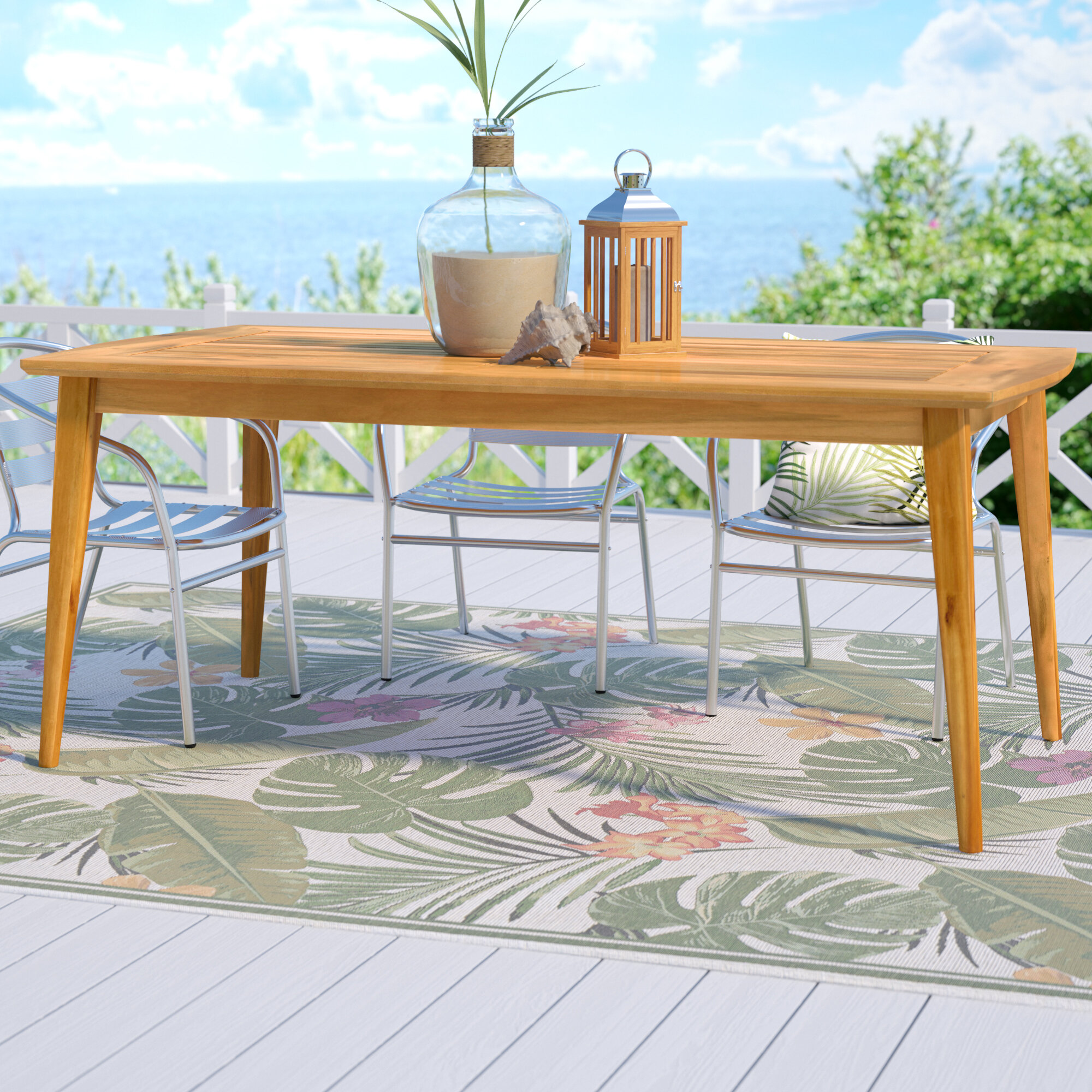 Oiling Teak Furniture Important Care Tips Wayfair