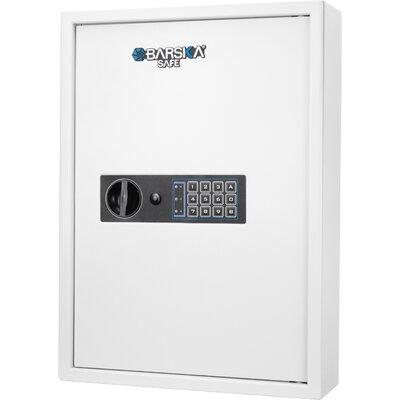 100 Key Cabinet Digital Key Box Barska