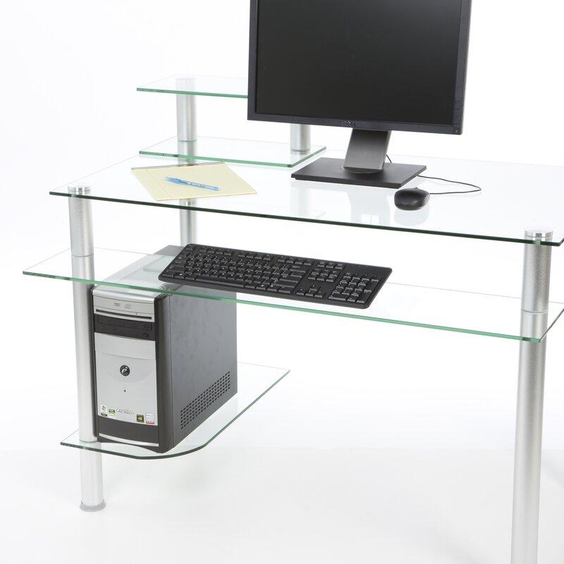 Doynton Keyboard Tray Computer Desk
