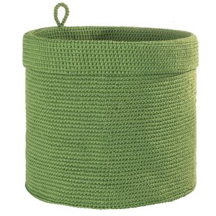 Mode Crochet Round Basket
