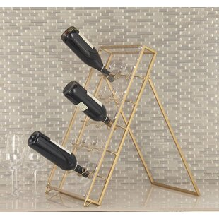 15 Bottle Tabletop Wine Bottle Rack by Co..