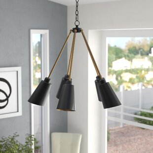 Langley Street Valmonte 5-Light Chandelier