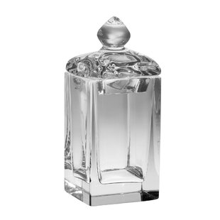Square Swab Container By Majestic Crystal