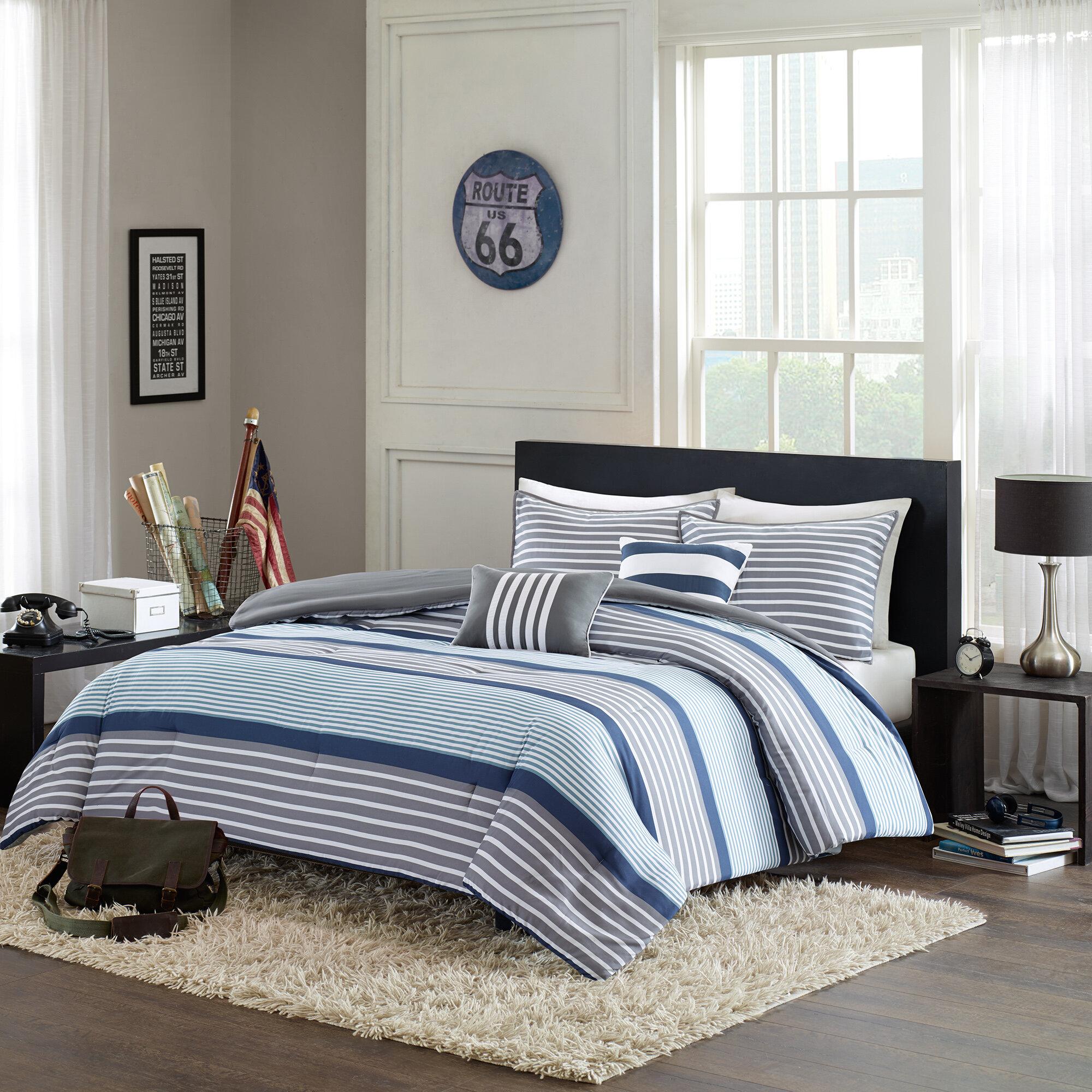 Breakwater Bay Zielinski Comforter Set Reviews Wayfair