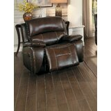 Jovanni Faux Leather Glider Recliner by Red Barrel Studio®