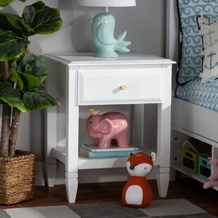 Conestoga 1 Drawer Nightstand by Red Barrel Studio