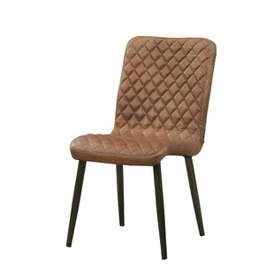 Awad Upholstered Dining Chair (Set of 2) Foundry Select
