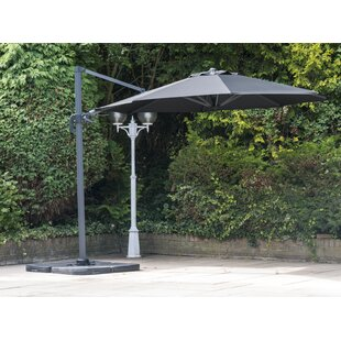 Johnny Cantilever Parasol By Freeport Park
