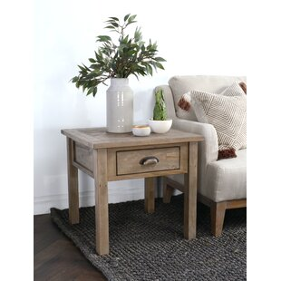 Emsworth Driftwood End Table