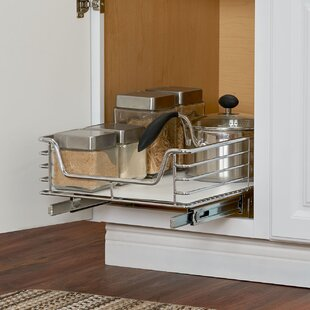 Deep Sliding Pull Out Drawer