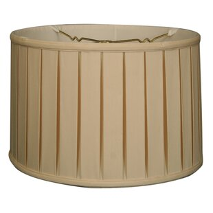 Find a 14 Silk Drum Lamp Shade By Alcott Hill