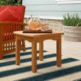 Elsmere Solid Wood Side Table