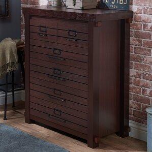 Emmett 6 Drawer Dresser by Latitude Run