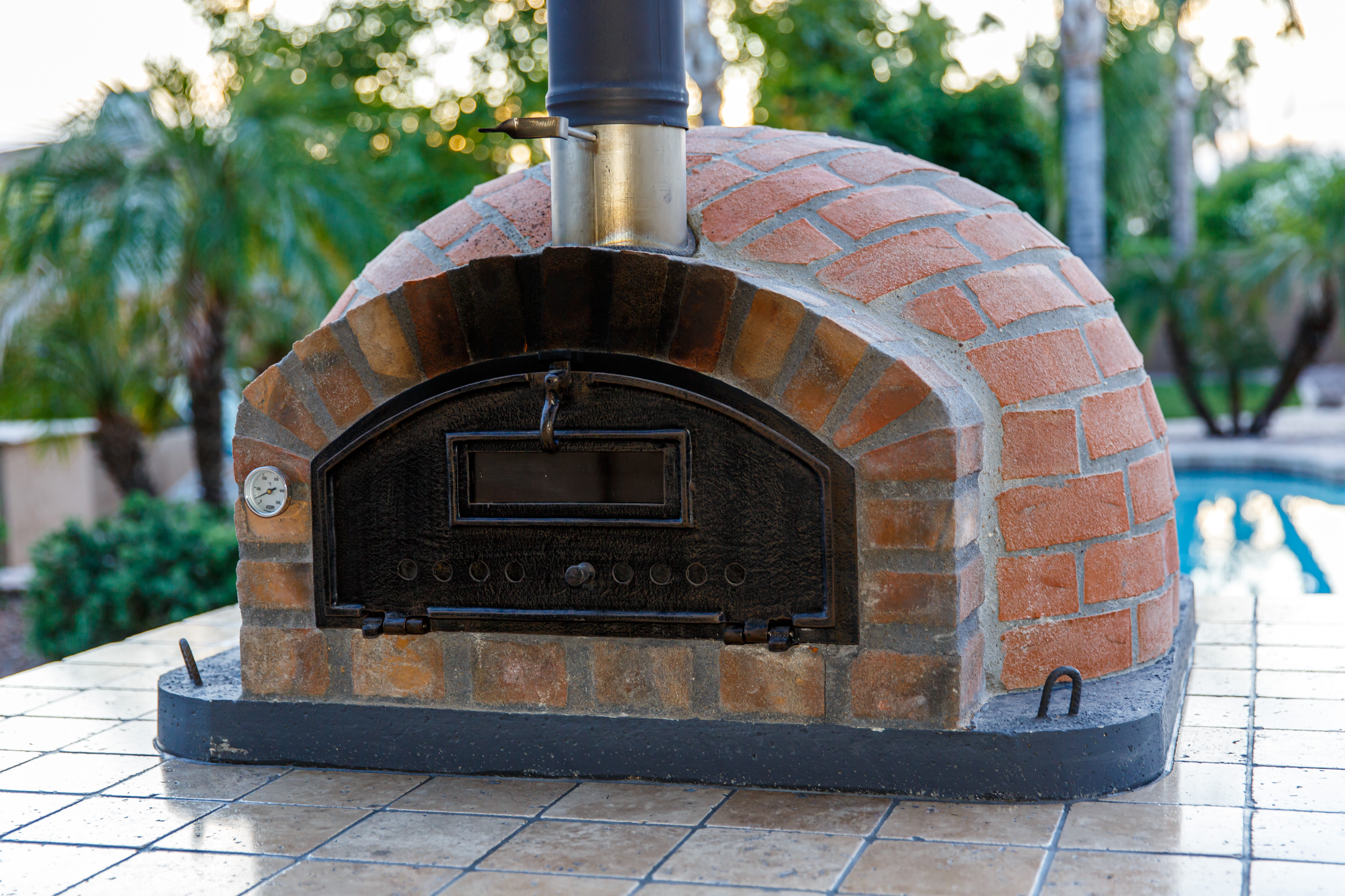 Authentic Pizza Ovens Pizzaioli Rustic Traditional Pizza Oven