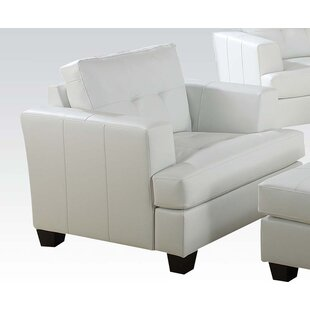 Platinum Armchair by ACME Furniture