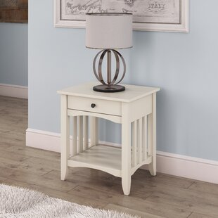 Hornung End Table with Storage