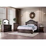 Espito Platform 5 Configurable Bedroom Set by Canora Grey