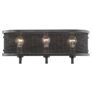Purchase Tensed 3-Light Bath Bar By Laurel Foundry Modern Farmhouse