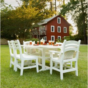 Rosecliff Heights Yeager 7 Piece Dining Set