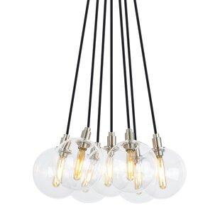 Herberts 7-Light Cluster Pendant by Brayden Studio