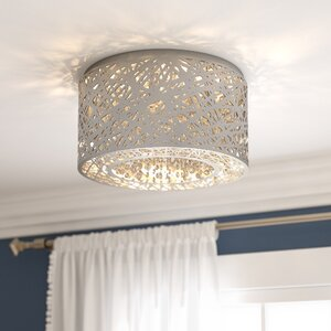 Nicklas 7-Light Flush Mount