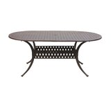 Stonehill Aluminum Dining Table