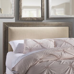 Best Deals Castagnier Upholstered Panel Headboard by Lark Manor