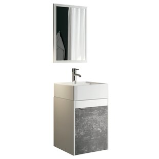 Vedant 410mm Wall Hung Single Vanity Unit By Ebern Designs