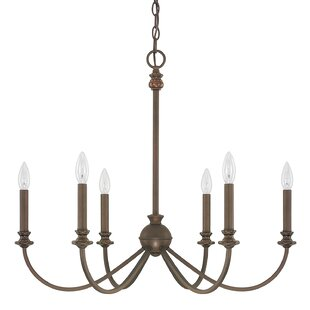 Donny Osmond Home Alexander 6-Light Chandelier