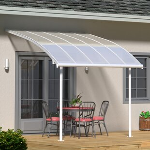 Palram Joya™ 10.5 ft. W x 9.5 ft. D Patio Awning