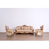 Phillips II 3 Piece Living Room Set by Astoria Grand