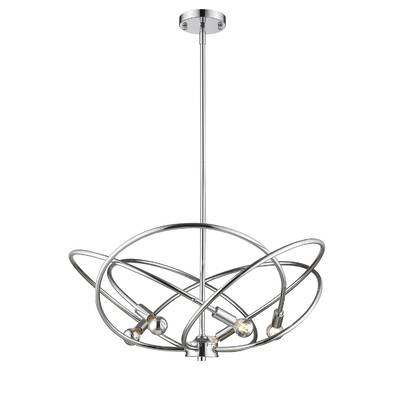 Modway Intention 4 Light Globe Chandelier Reviews