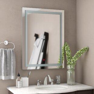 Byrne LED Wall Mirror ByOrren Ellis