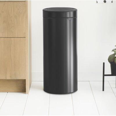 30 L Mülleimer New mit Touch-Deckel aus Edelstahl | Küche und Esszimmer > Küchen-Zubehör > Mülleimer | Brabantia