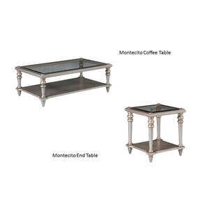 Montecito 2 Piece Coffee Table Set